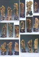 十八罗汉 石雕作品