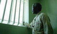狱中的曼德拉