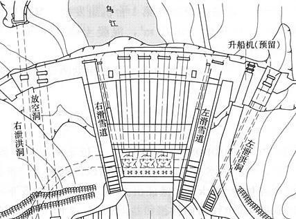 (图)水电站设计图纸