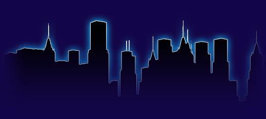超人和x-men中的人物,玩家可以选择自己所喜爱的角色,扮演一回城市