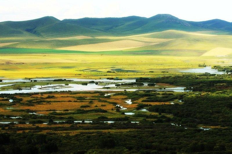 保护区动物地理区系属于古北界