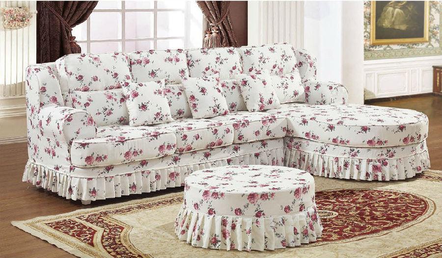 护套的布艺沙发一般均可清洗