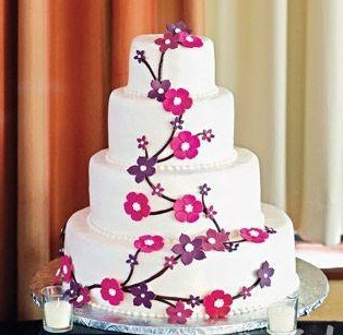 蛋糕图片可爱独特单层