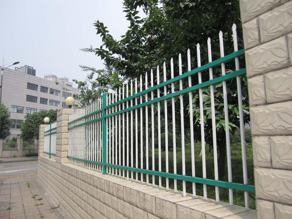 锌钢栅栏_360百科