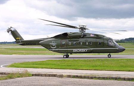 s-92直升机