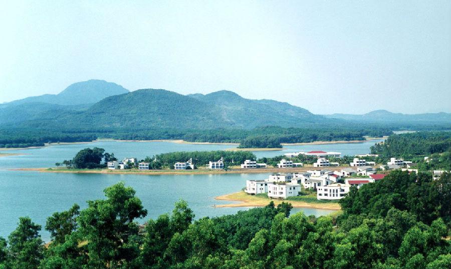 儋州市是海南省土地面积最