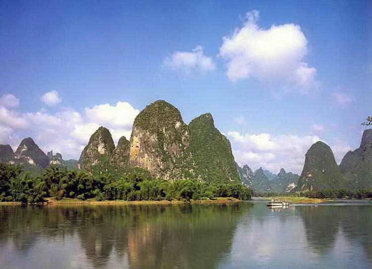 (图)桂林漓江风景区