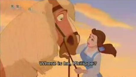 演艺生涯:在1991年迪士尼发行的影片《美女与野兽