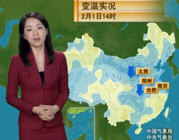 天气预报主持人杨丹_裴新华_王蓝一_天气预报主持人杨丹_淘宝助理