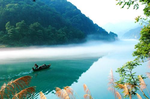 程江口风景区