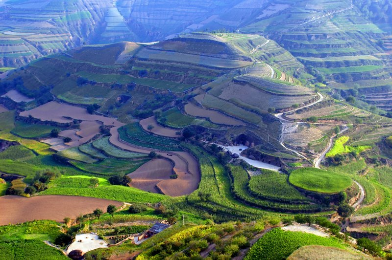 世界面积最大的高原