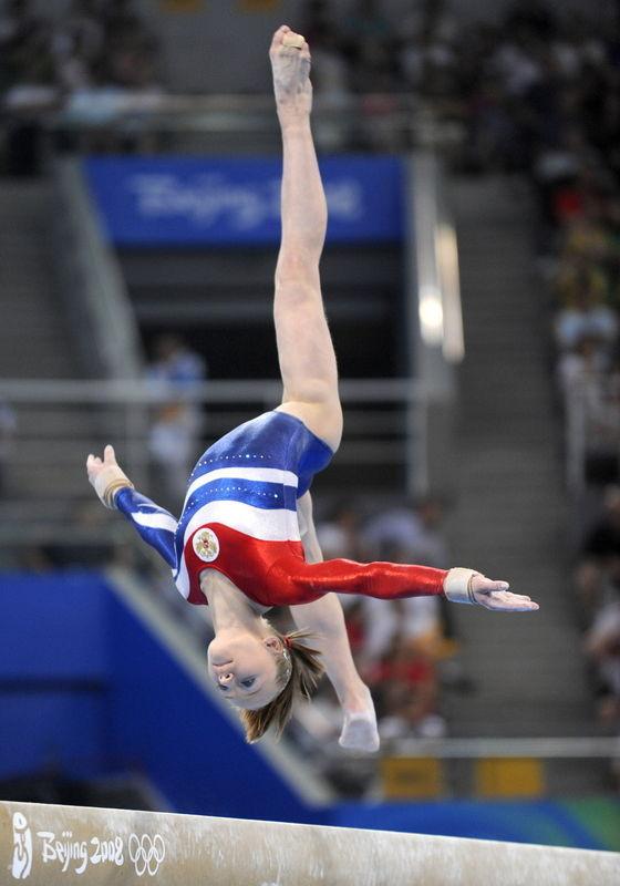 奥运会女子高低杠比赛