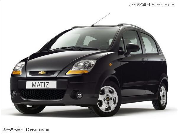 自大宇被纳入通用汽车旗下后就被冠以雪佛兰的商标于2003年正式在国内