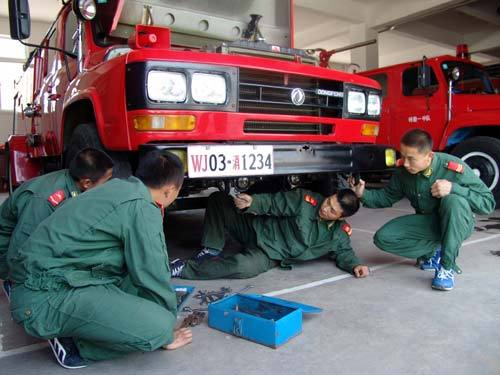 三江消防继电器接线图