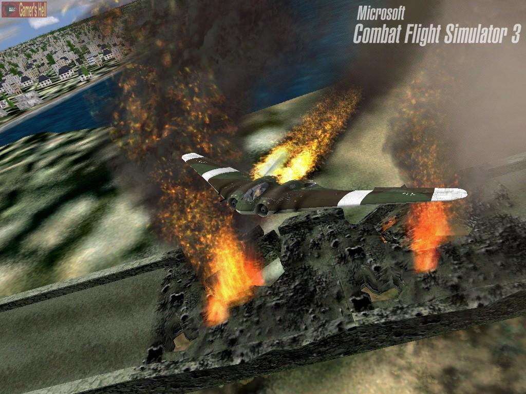 很少有飞机模拟游戏会作出这样的要求