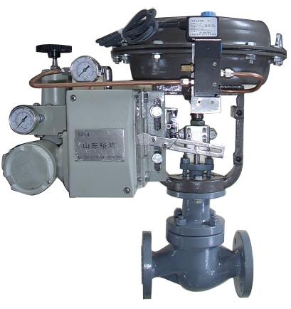 气动调节阀就是以压缩空气为动力源