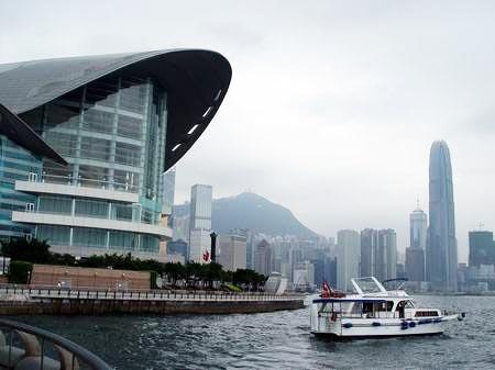 香港岛,九龙半岛,新界,以及其他的岛屿合起来的大屿岛.