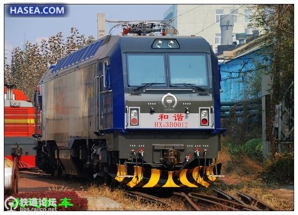 和谐电3b型电力机车