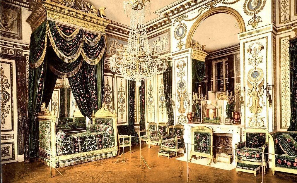 拿破仑的卧室