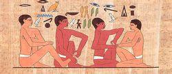 古埃及人_360百科图片