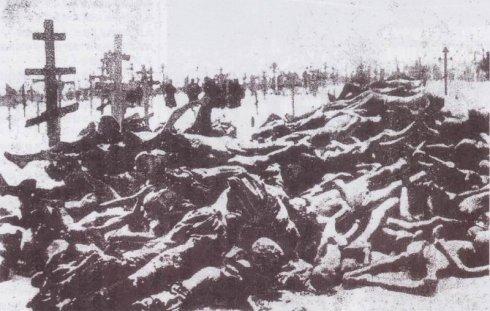 一天枪决五百人:苏联大清洗惊天内幕