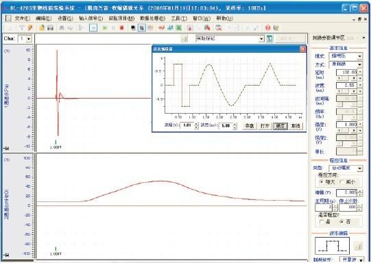 频谱分析,矢量图