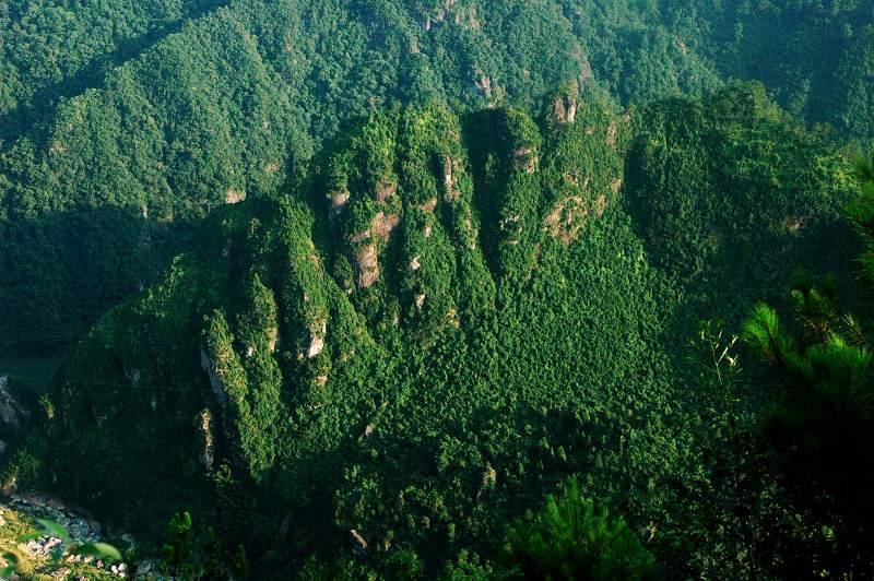 天星山国家森林公园