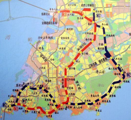 12号线地铁线路图 南京4号线地铁线路图
