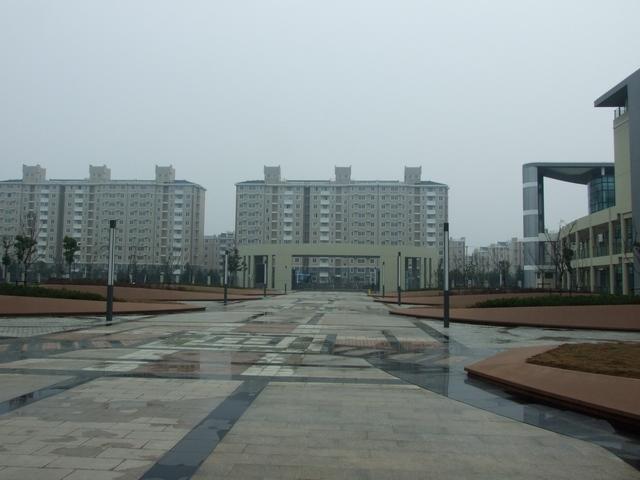 葫芦岛市第一高级中学全貌