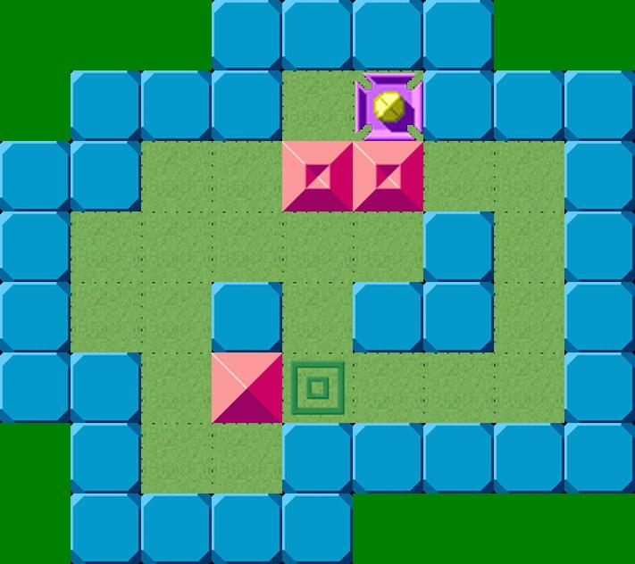 《推箱子》(仓库番)是一款经典电子游戏,1982年由日本thinking
