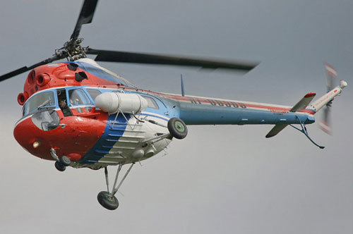 俄罗斯罗斯托夫·米里直升机设计制造股份公司