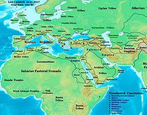 王国建立者为亚历山大大帝的将领托勒密一世图片