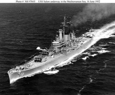 具有战列舰式的指挥塔,而水上飞机机库位置却还是巡洋舰式样的.