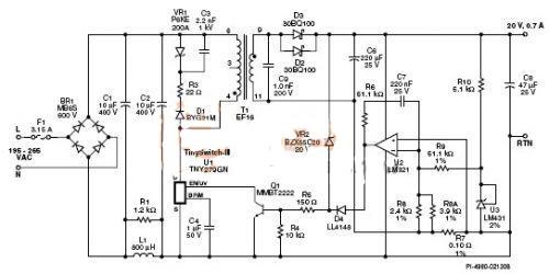 一般都是电压比较低,12v到24v