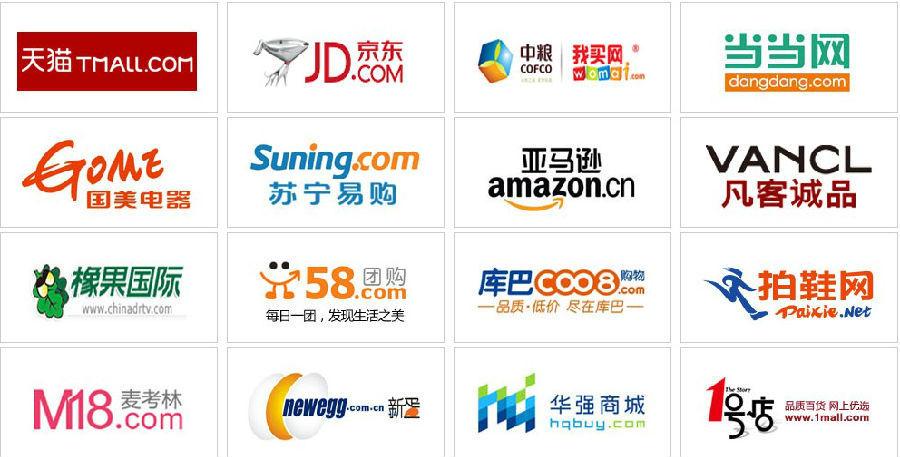 中粮集团旗下品牌图标