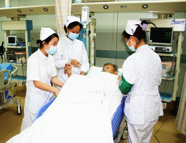 (图)急诊室护理