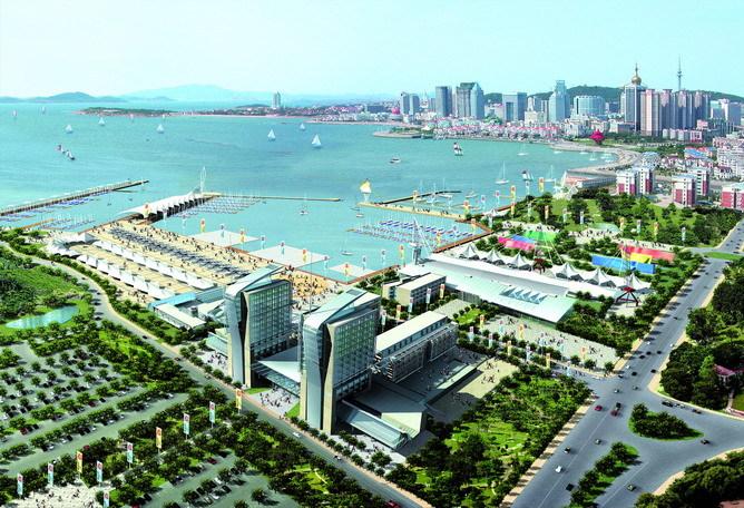 2008年奥运会和残奥会后,青岛国际帆船中心内的比赛设施将略作调整,以