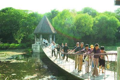 凤凰岛生态旅游区