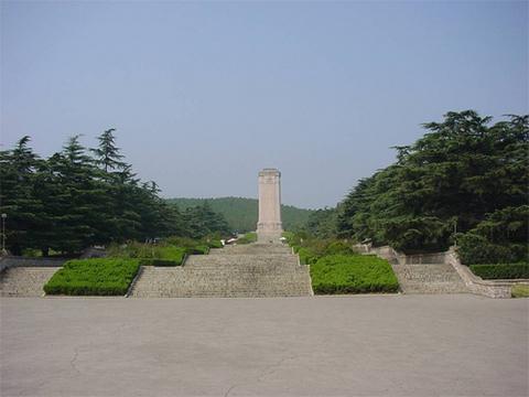 淮海战役烈士纪念塔园林